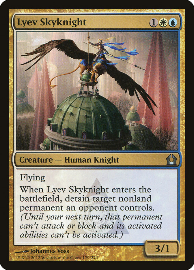 Lyev+Skyknight