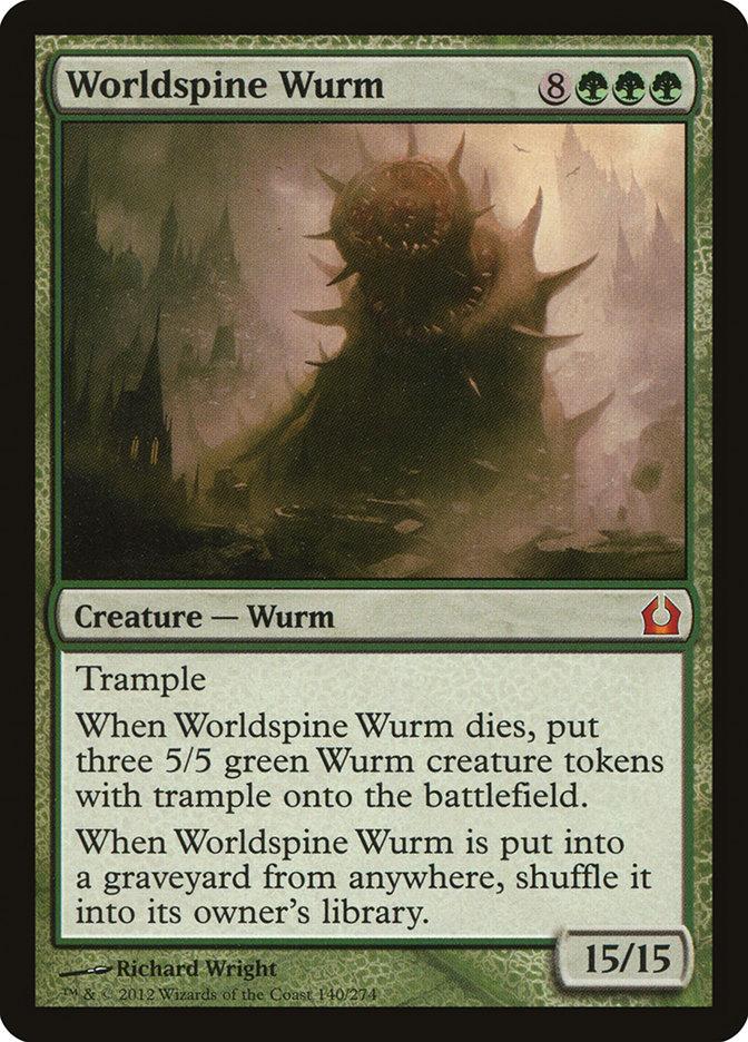Worldspine+Wurm