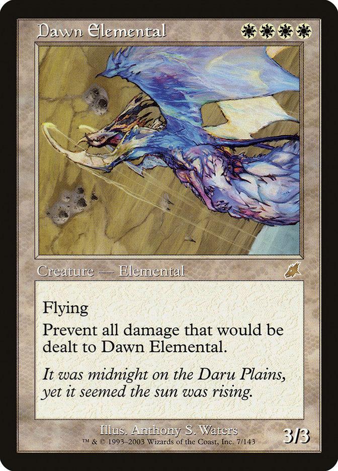 Dawn+Elemental