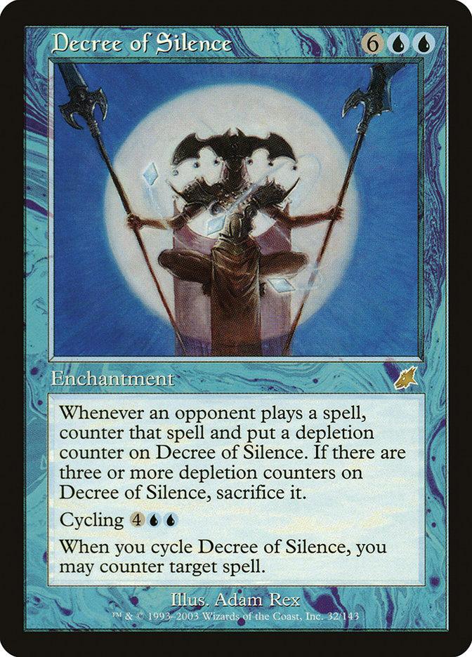 Decree+of+Silence