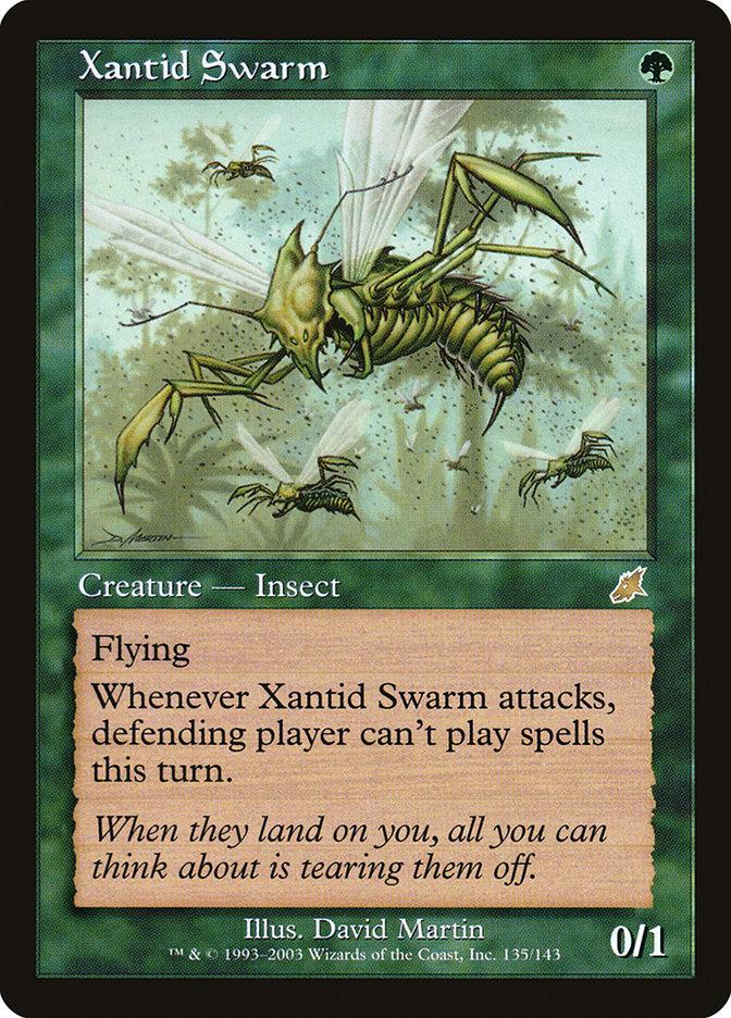 Xantid+Swarm