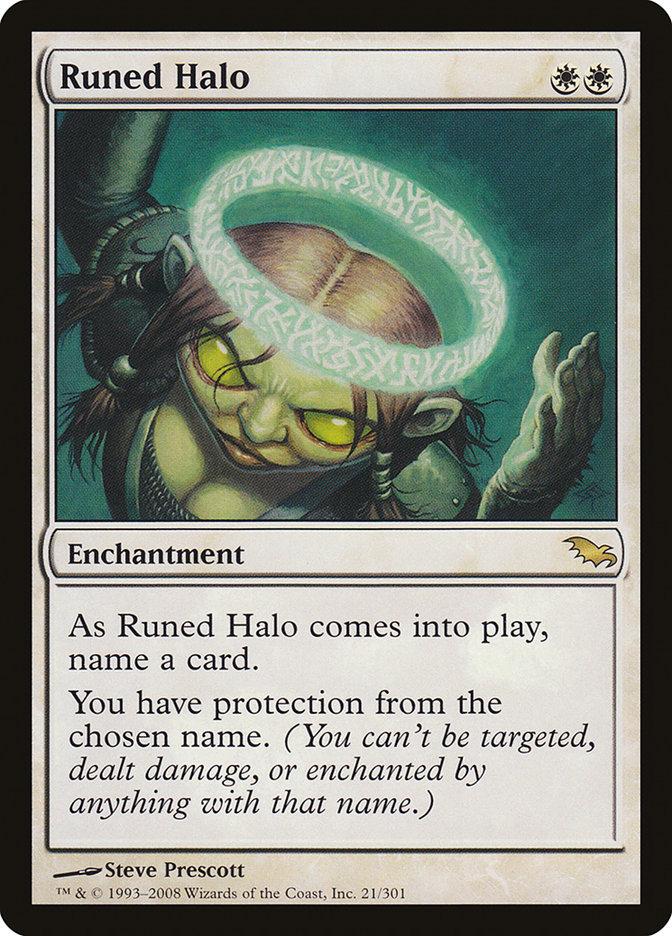Runed+Halo