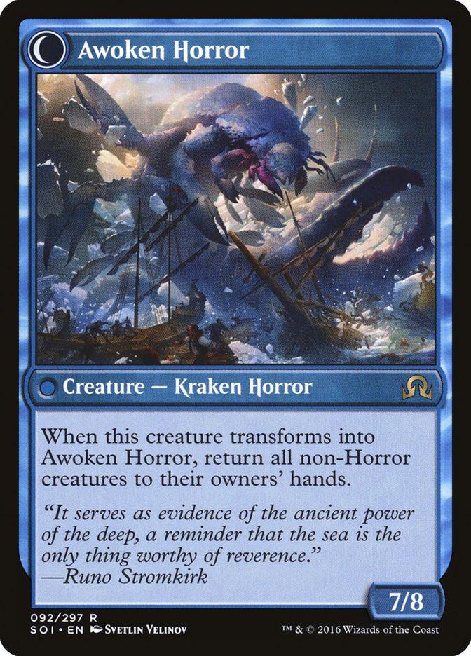 Awoken+Horror