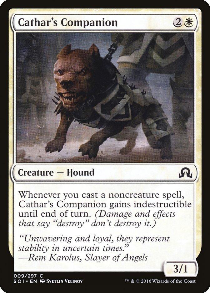 Cathar%27s+Companion
