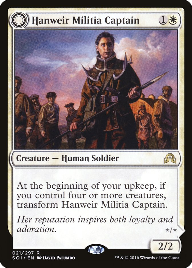 Hanweir+Militia+Captain