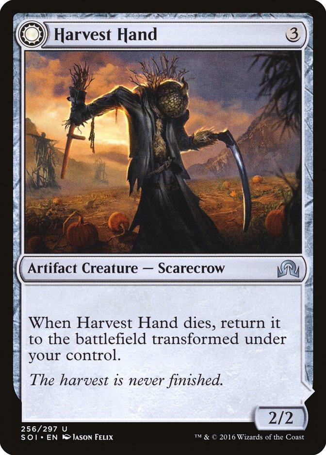 Harvest+Hand