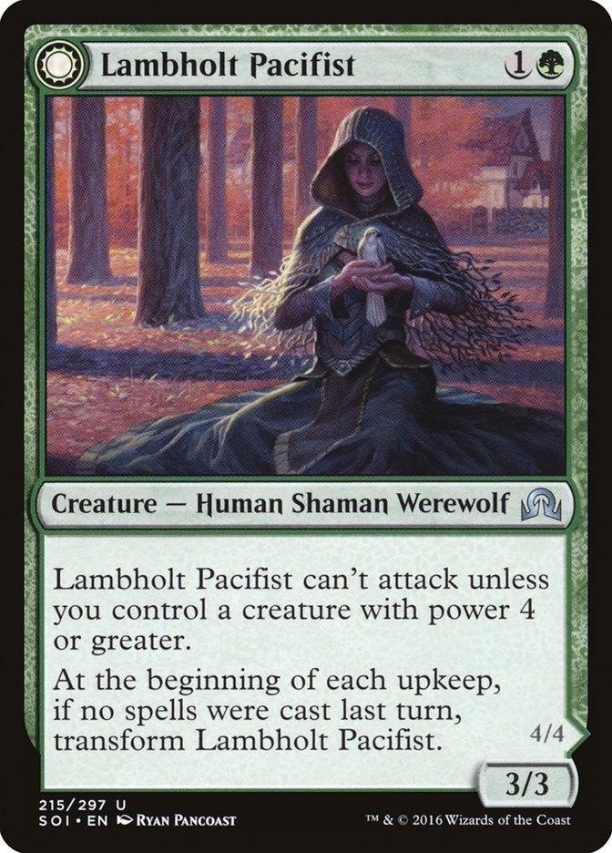 Lambholt+Pacifist