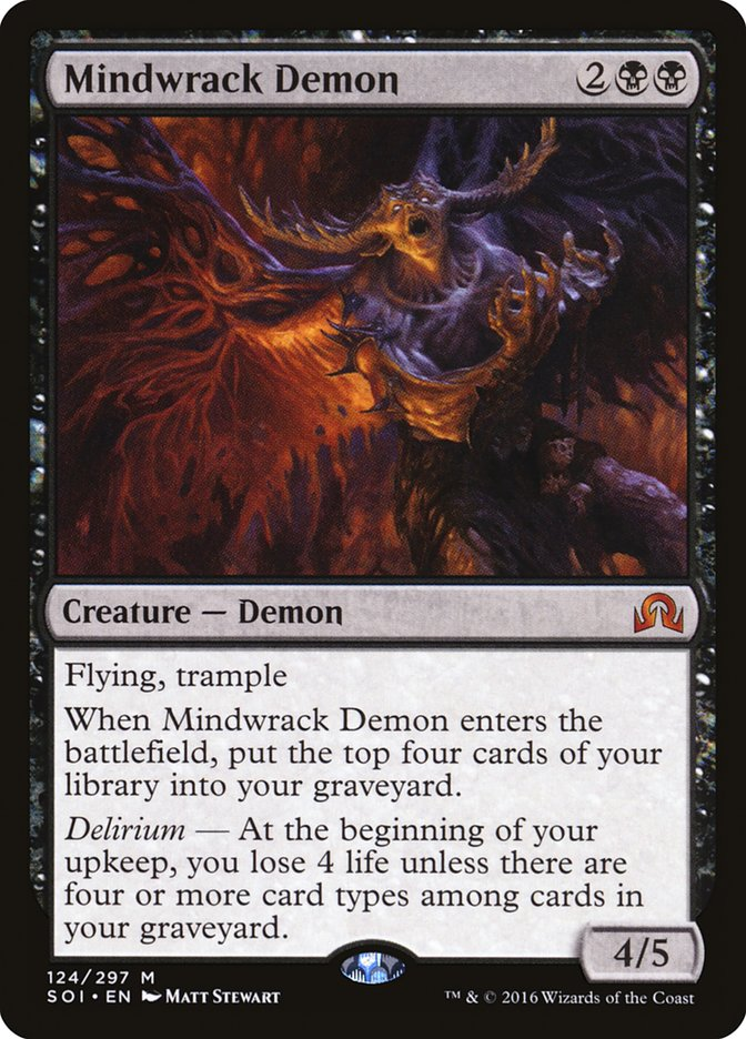 Mindwrack+Demon