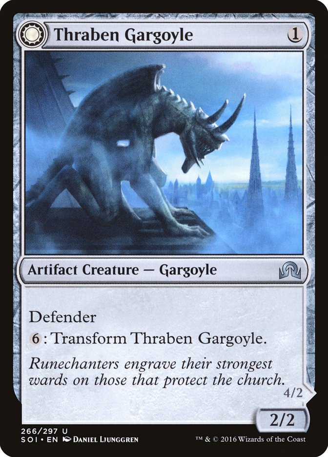 Thraben+Gargoyle