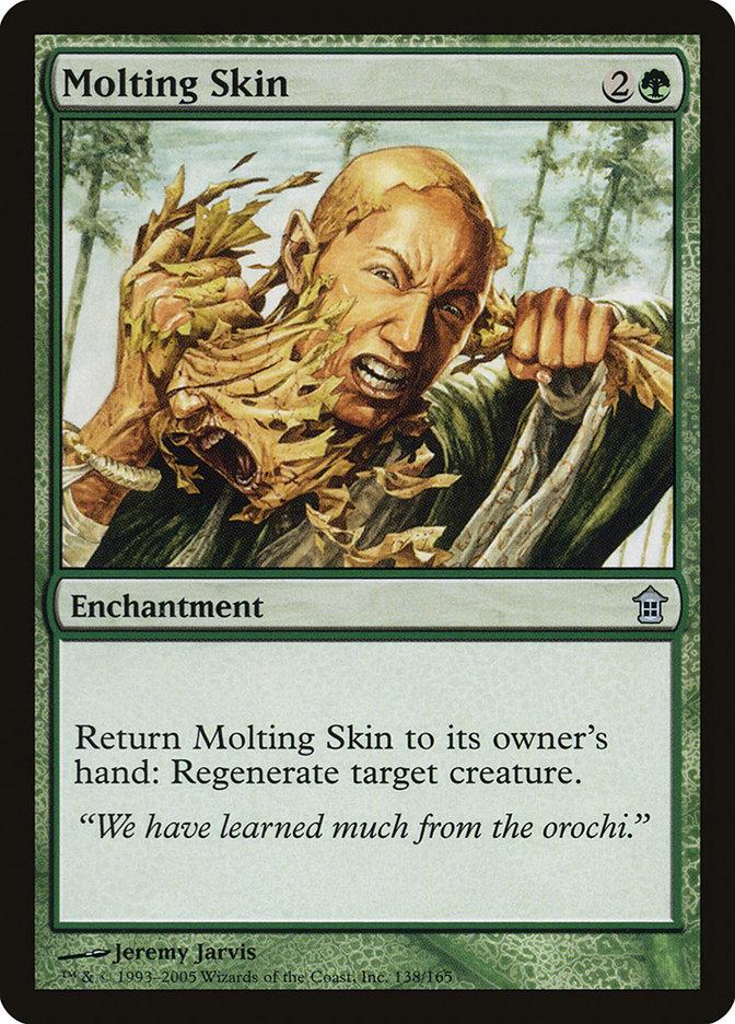 Molting+Skin