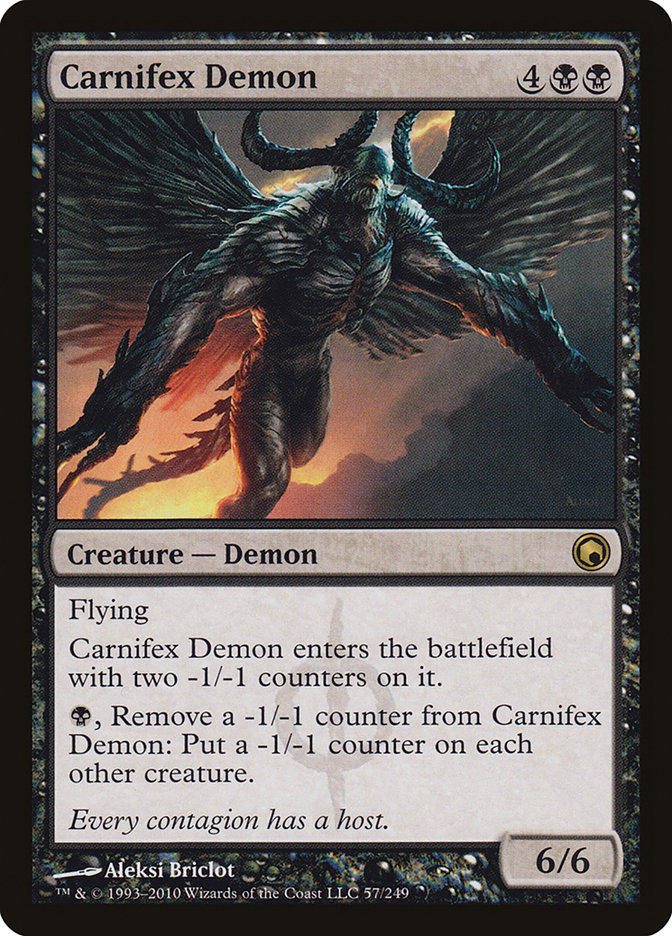 Carnifex+Demon