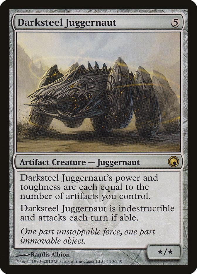 Darksteel+Juggernaut