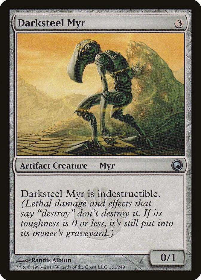 Darksteel+Myr