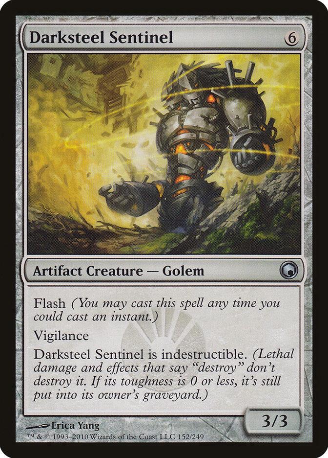 Darksteel+Sentinel