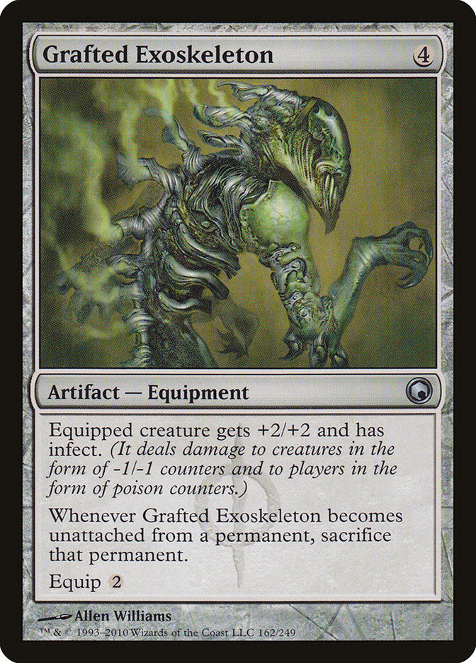 Grafted+Exoskeleton