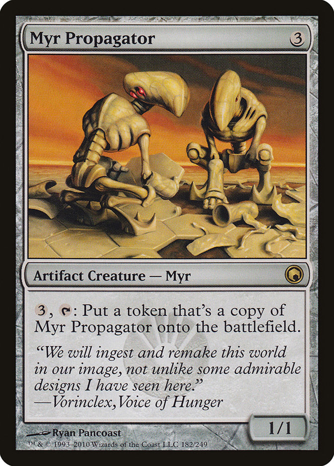 Myr+Propagator