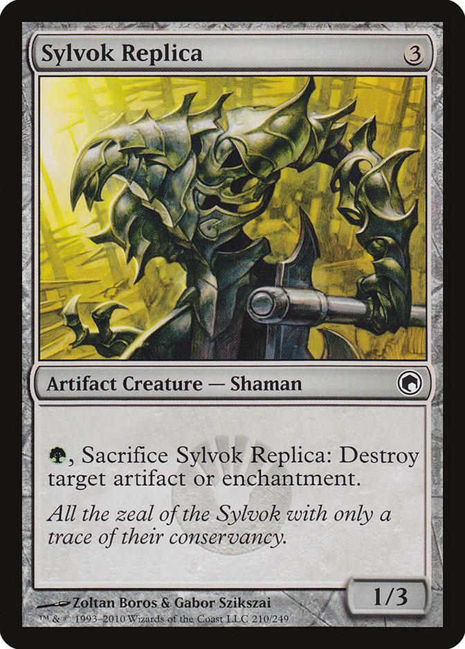Sylvok+Replica