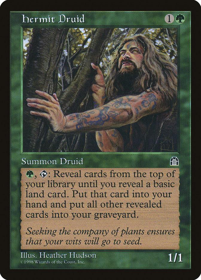 Hermit+Druid