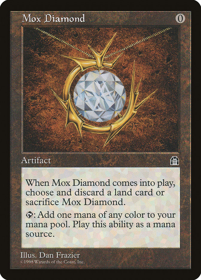 Mox+Diamond