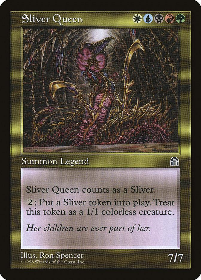 Sliver+Queen