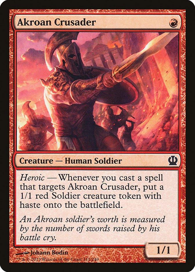 Akroan+Crusader