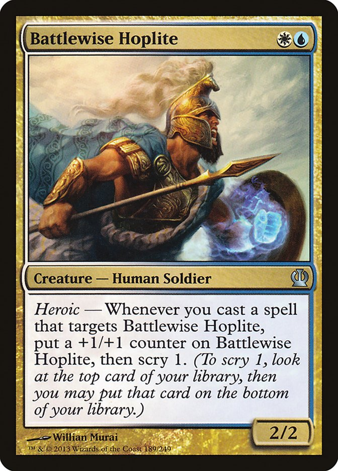 Battlewise+Hoplite