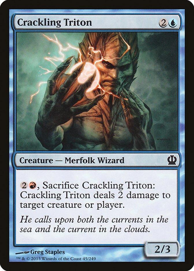 Crackling+Triton