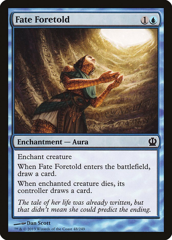 Fate+Foretold