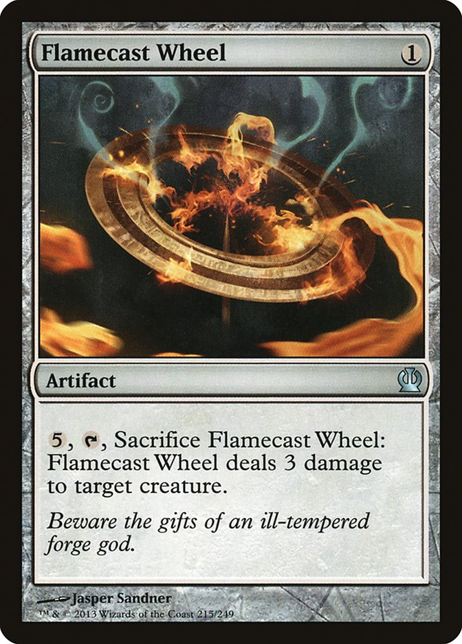 Flamecast+Wheel