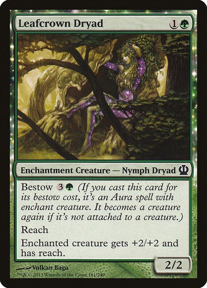 Leafcrown+Dryad
