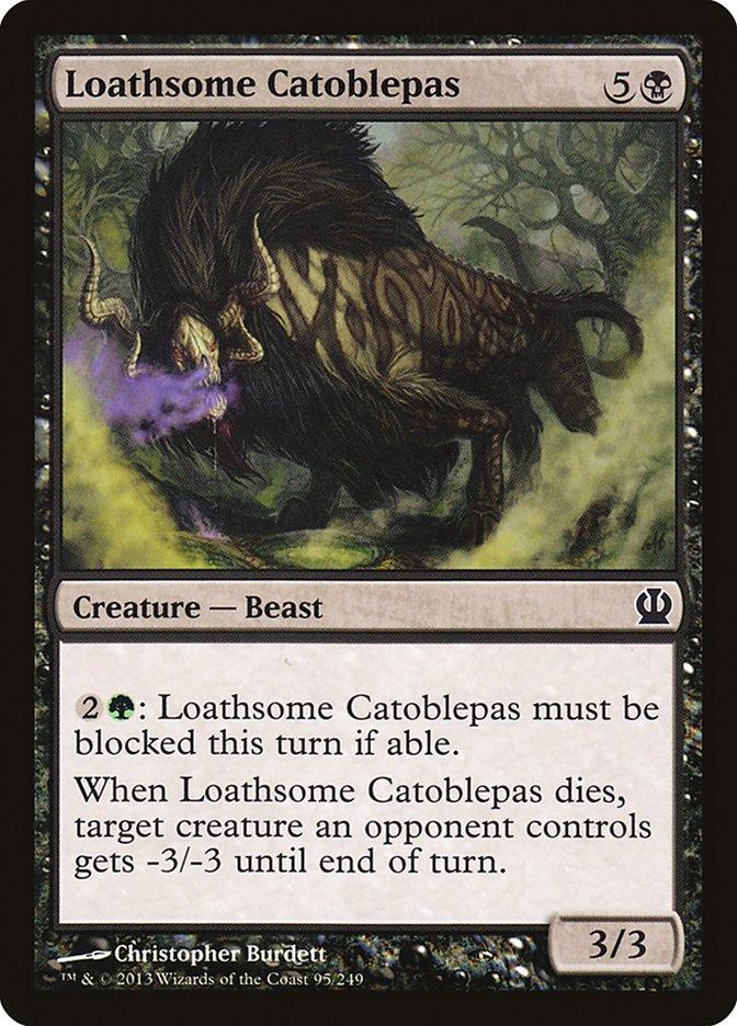 Loathsome+Catoblepas