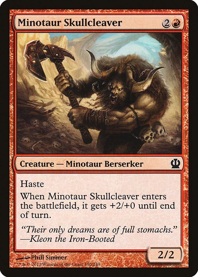 Minotaur+Skullcleaver