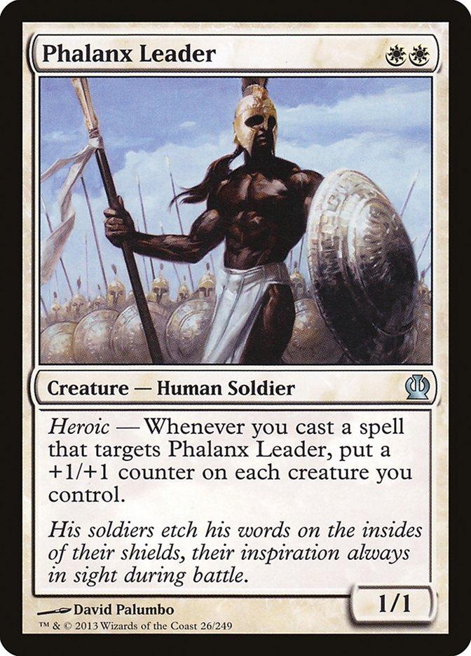 Phalanx+Leader