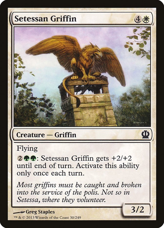 Setessan+Griffin