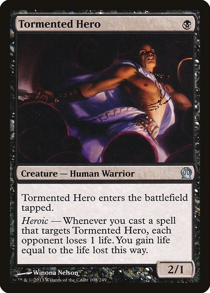 Tormented+Hero