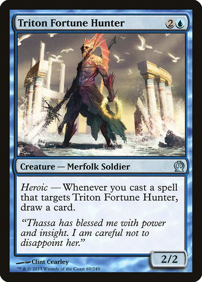 Triton+Fortune+Hunter