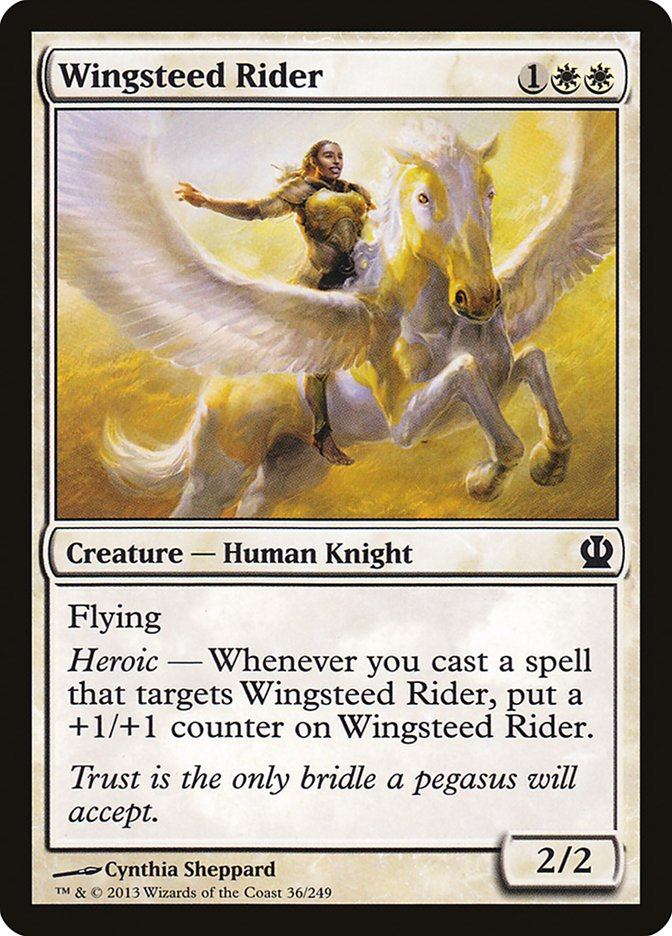 Wingsteed+Rider