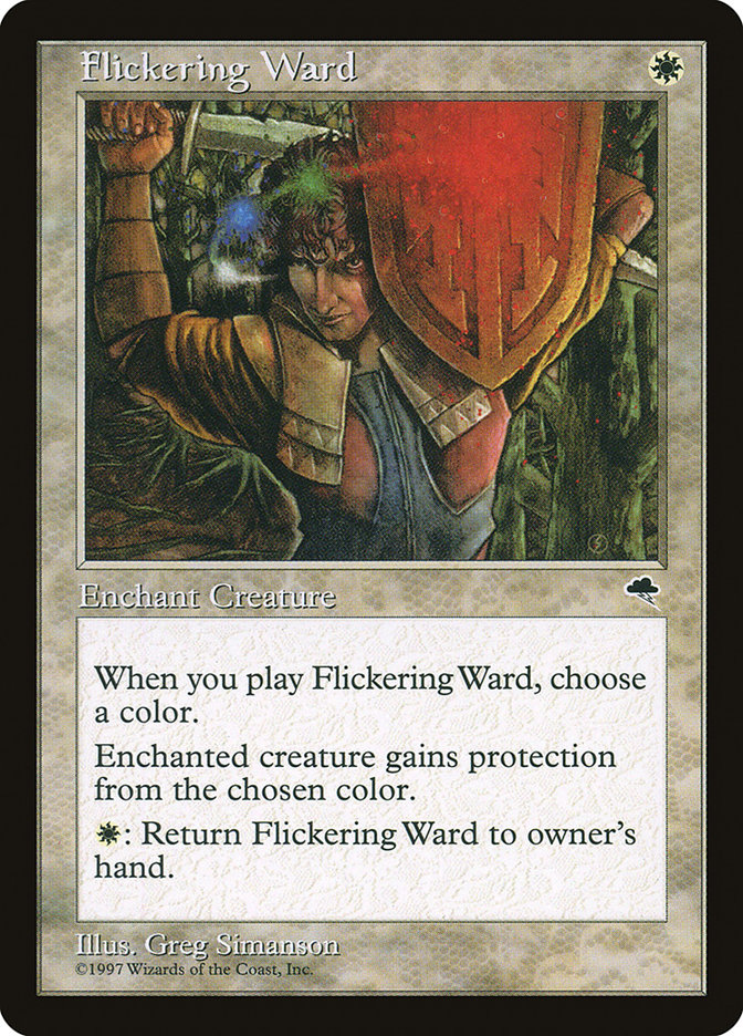Flickering+Ward