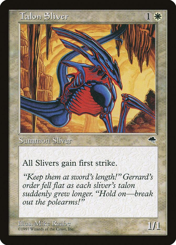 Talon+Sliver
