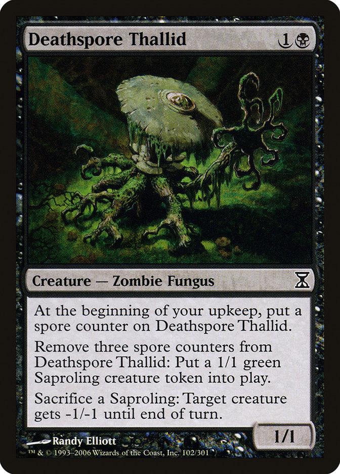 Deathspore+Thallid