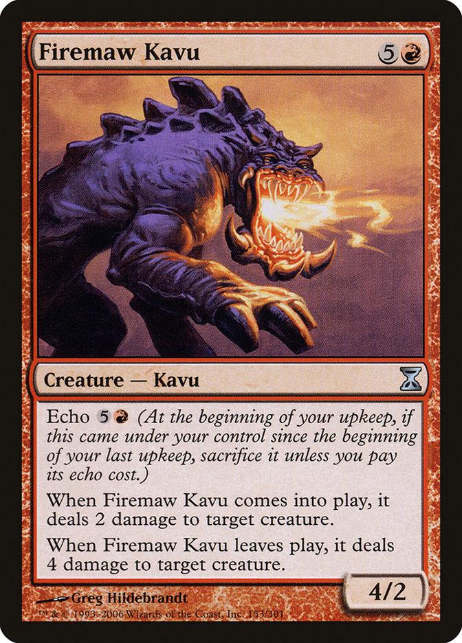 Firemaw+Kavu