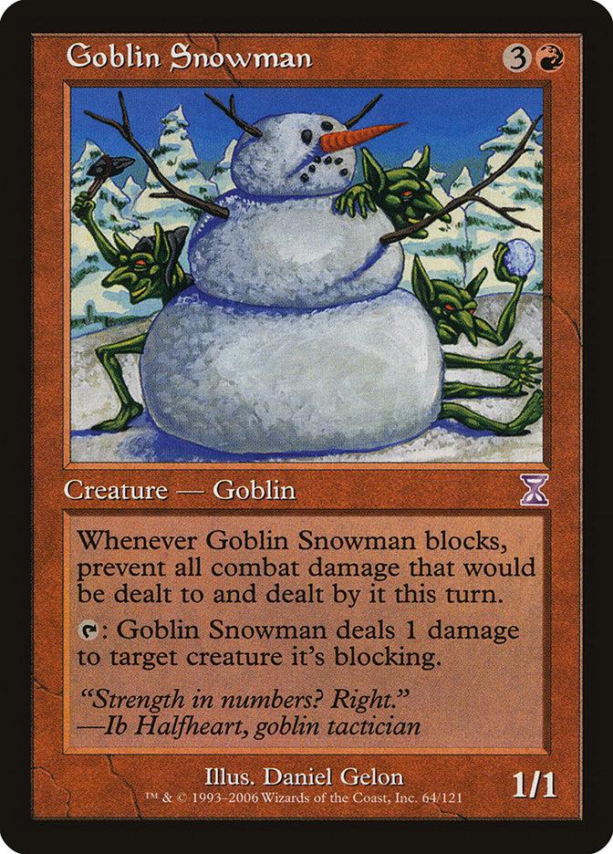 Goblin+Snowman