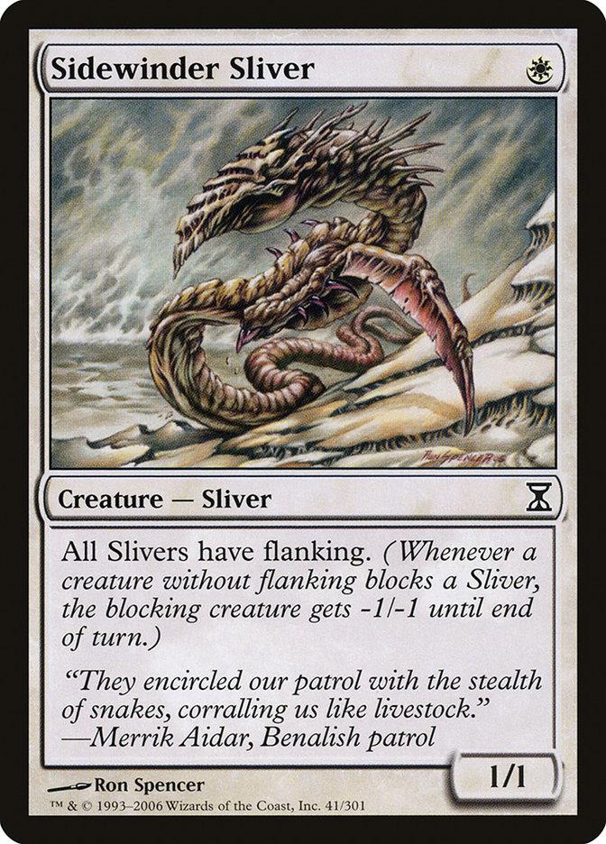 Sidewinder+Sliver