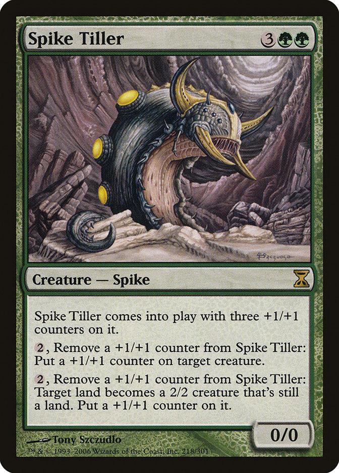 Spike+Tiller