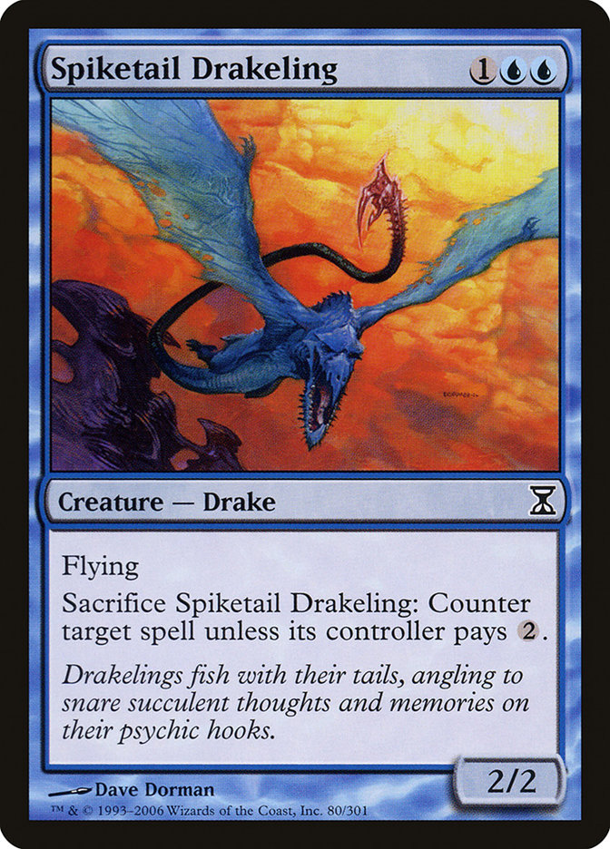 Spiketail+Drakeling