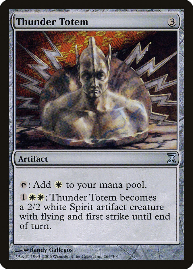 Thunder+Totem