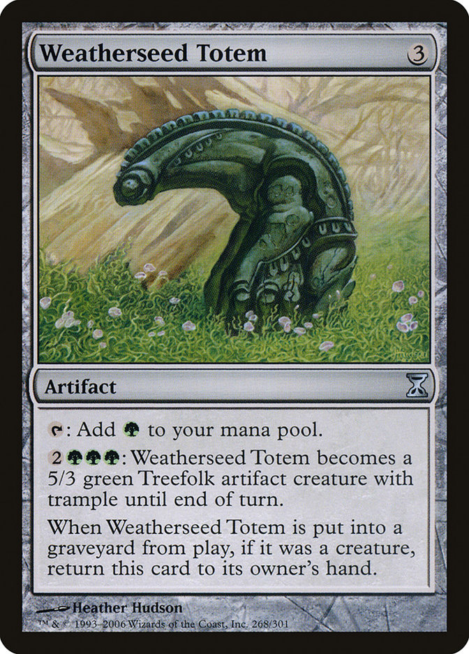 Weatherseed+Totem