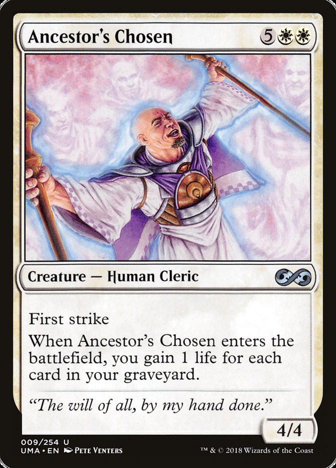 Ancestor%27s+Chosen