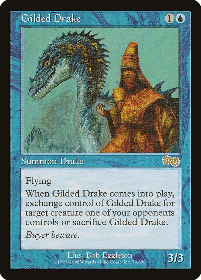 Gilded+Drake