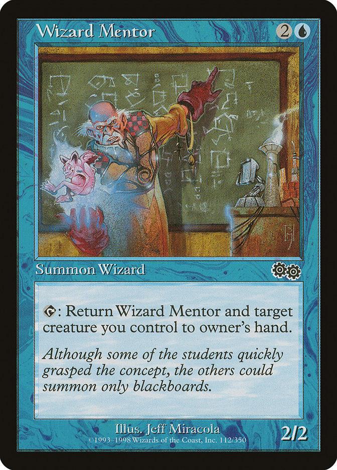 Wizard+Mentor